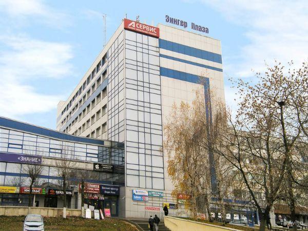 Бизнес-центр Zinger-Plaza (Зингер-Gлаза)