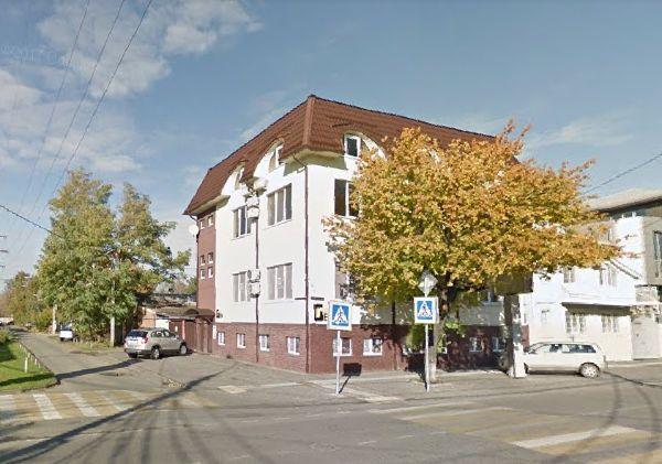 Бизнес-центр на ул. Митрофана Седина, 193