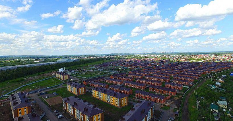 жилой комплекс Микрорайон Спутник