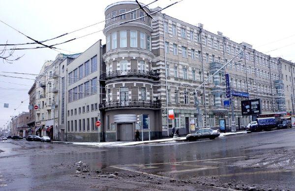 Бизнес-центр на ул. Большая Дмитровка, 23с1