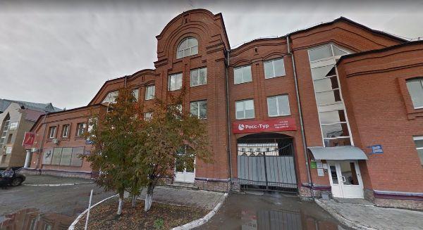 Офисно-складской комплекс на ул. Пушкина, 36