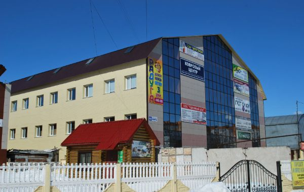 Офисно-производственный комплекс Дельта