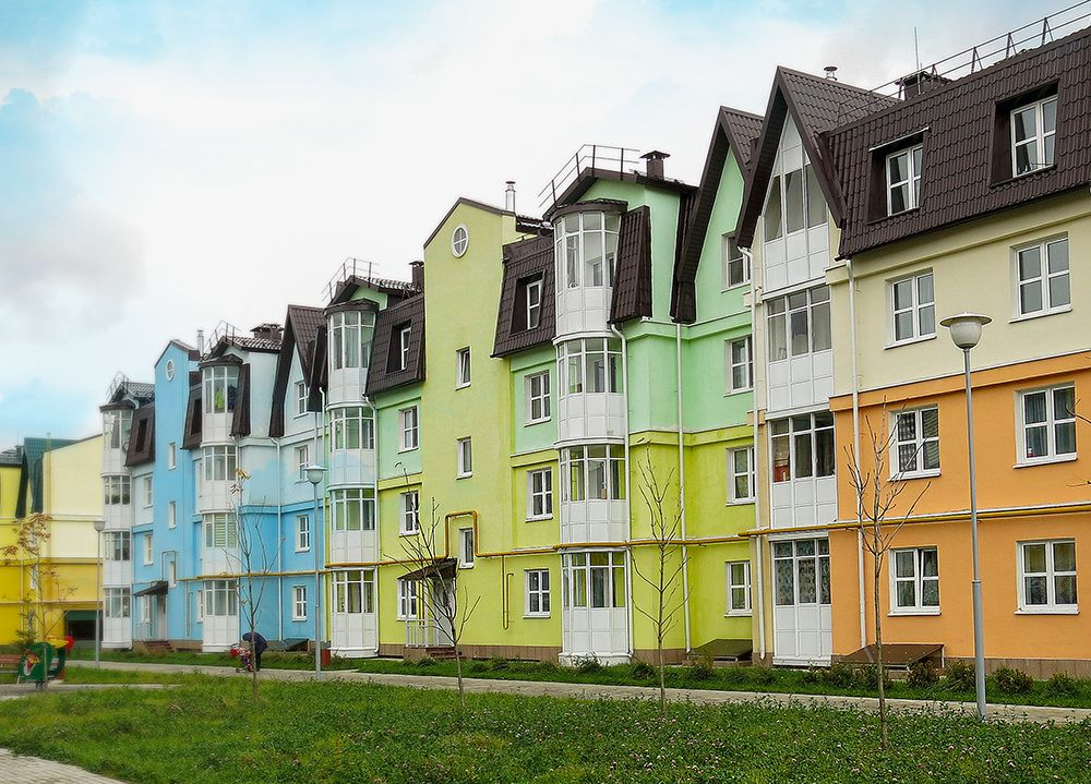 продажа квартир Квартал в Лесном