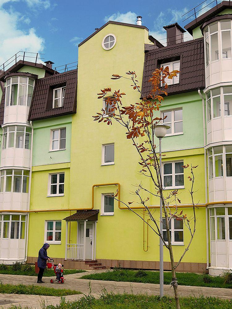 купить квартиру в ЖК Квартал в Лесном