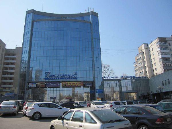 Бизнес-центр Столыпинъ