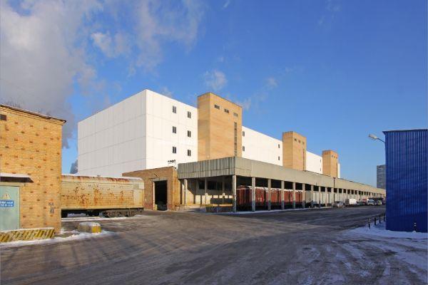 Офисно-складской комплекс Северный терминал