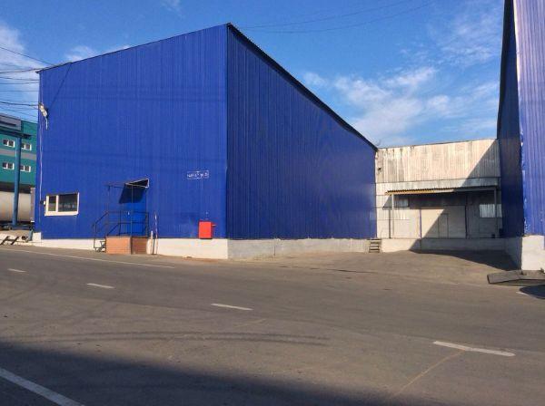 Офисно-складской комплекс на ул. Верхне-Карьерная, 3А