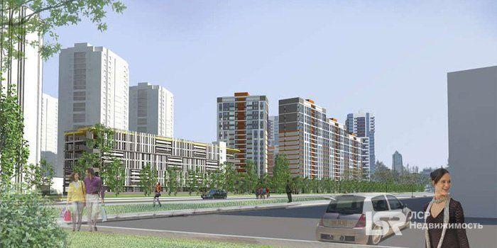 жилой комплекс Калина Парк