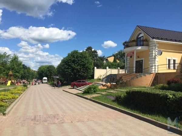Офисное здание на ул. Кропоткинская, 73
