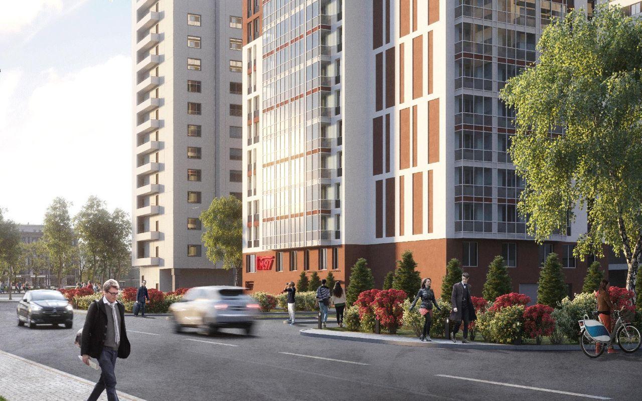 продажа квартир Апарт-комплекс М97