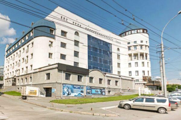 Многофункциональный комплекс на ул. Инская, 56