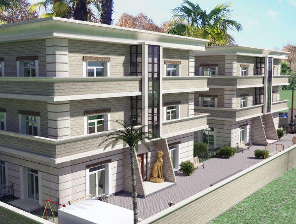 1-я Фотография ЖК «Египетский квартал»