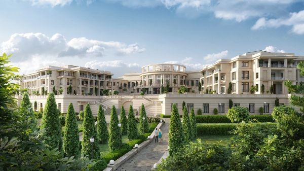 3-я Фотография ЖК «Grand Royal Residence (Гранд Роил Резиденс)»
