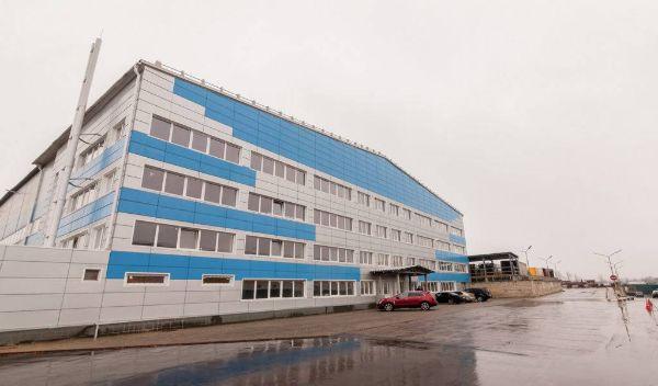 Складской комплекс в деревне Калиновка, вл1с1