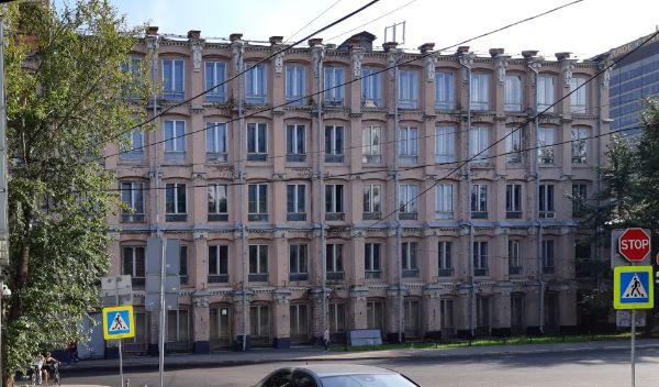 Офисное здание на ул. Рочдельская, 15с5