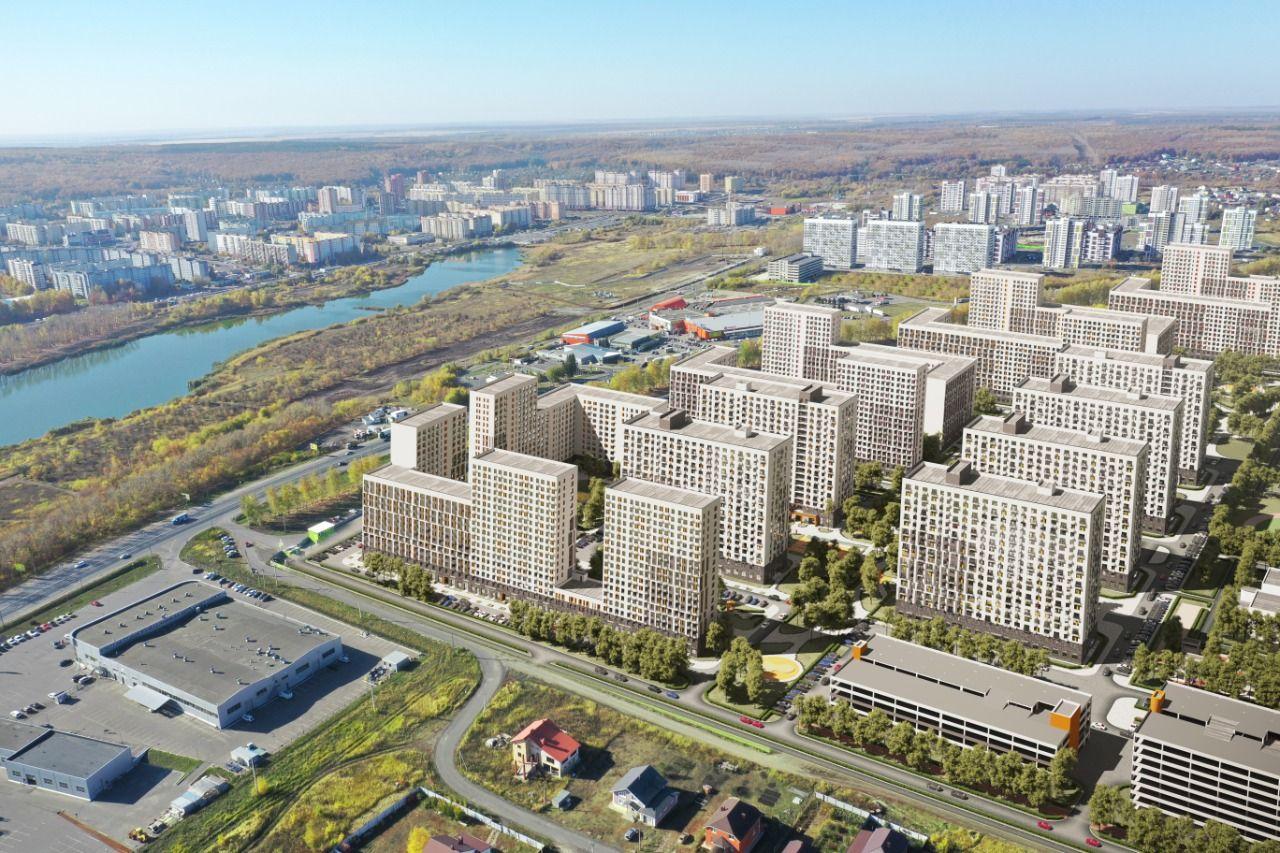 жилой комплекс Лугометрия