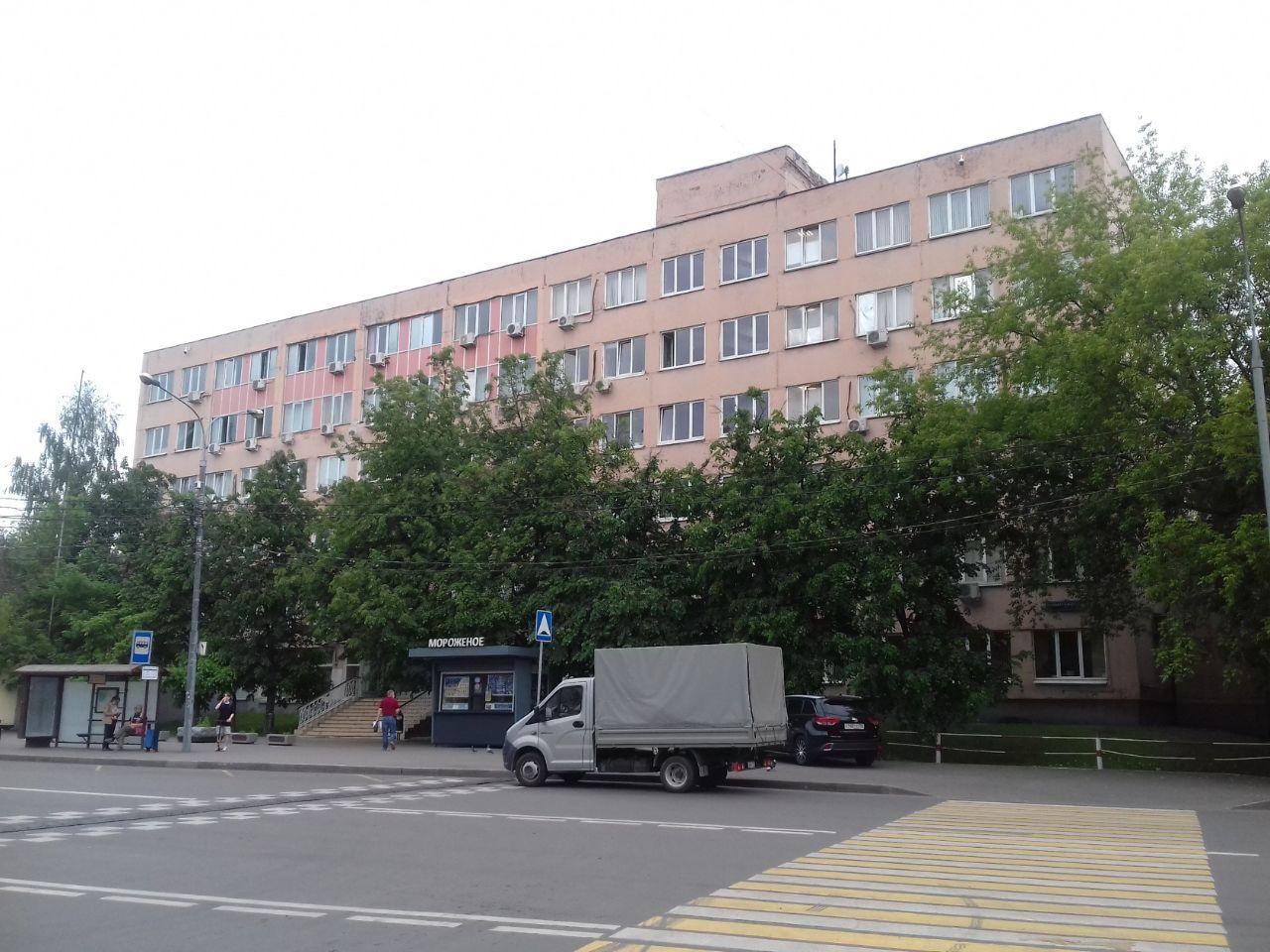 БЦ Косинская мануфактура (27с16)
