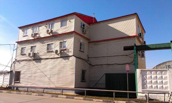 Отдельно стоящее здание на ул. Ферганская, 6с1