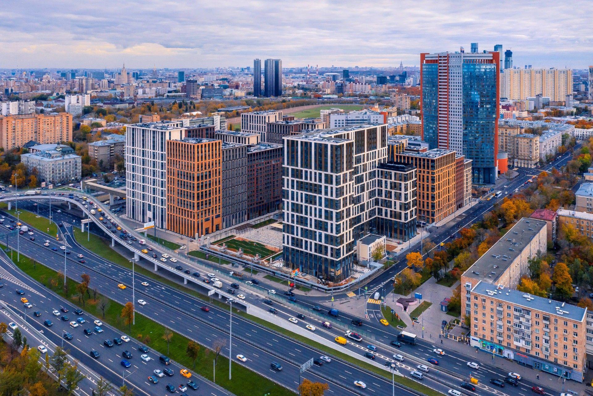 ЖК Царская площадь