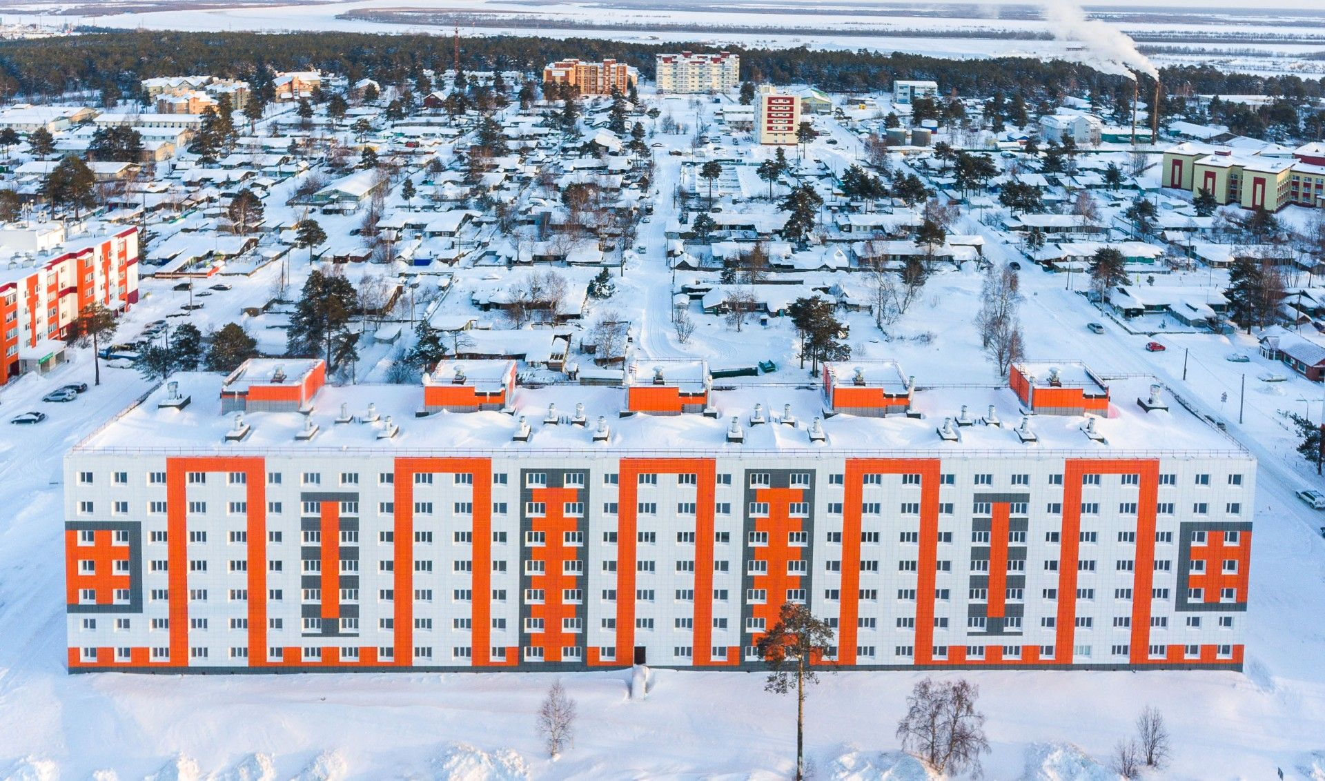 жилой комплекс Загородный