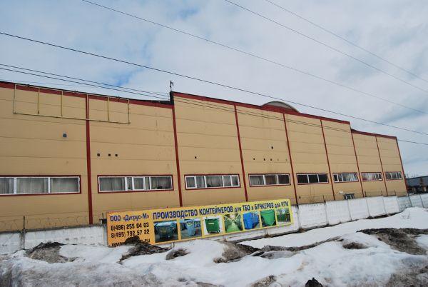 Производственно-складской комплекс в Окружном проезде, 9