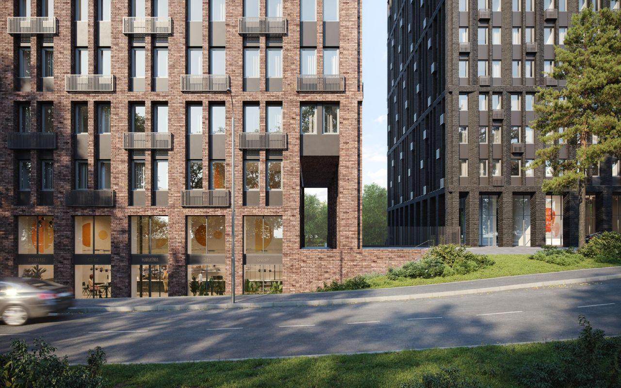 жилой комплекс Комплекс апартаментов Baires