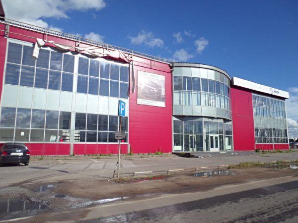 Специализированный торговый центр на Ярославском шоссе, 2В