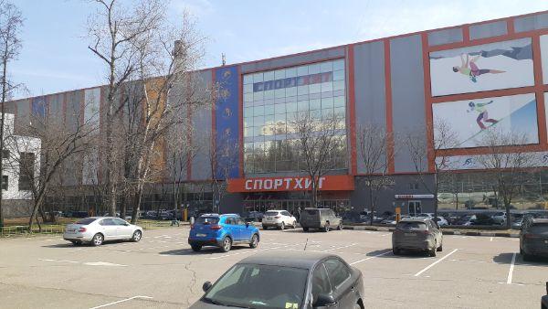 Торгово-выставочный комплекс СпортХит