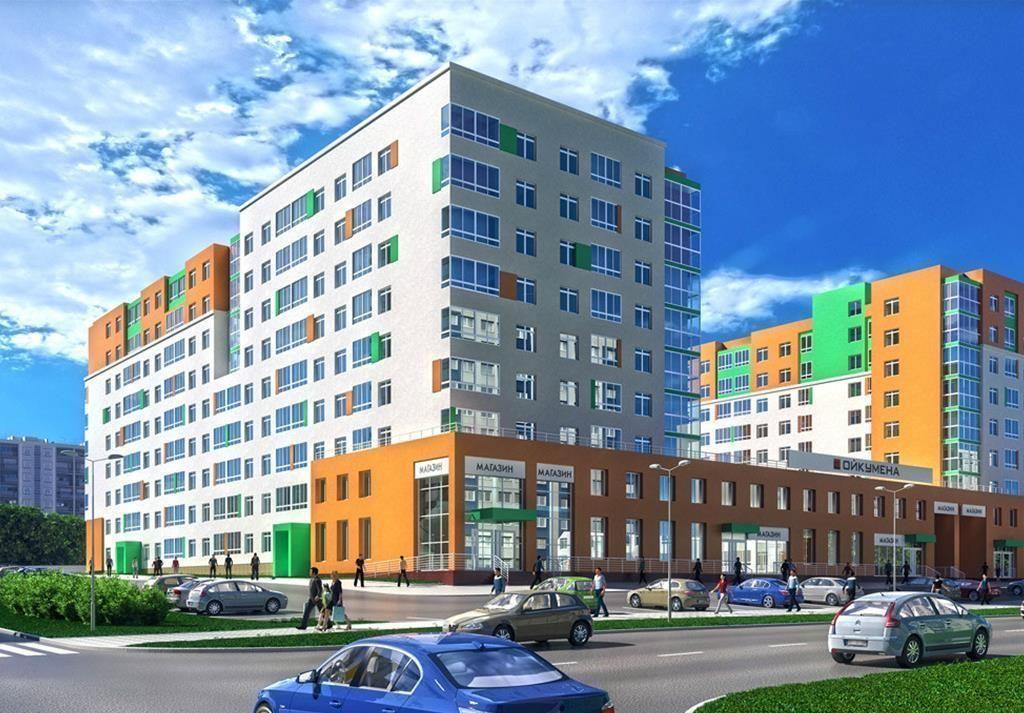 продажа квартир Оранжевое небо