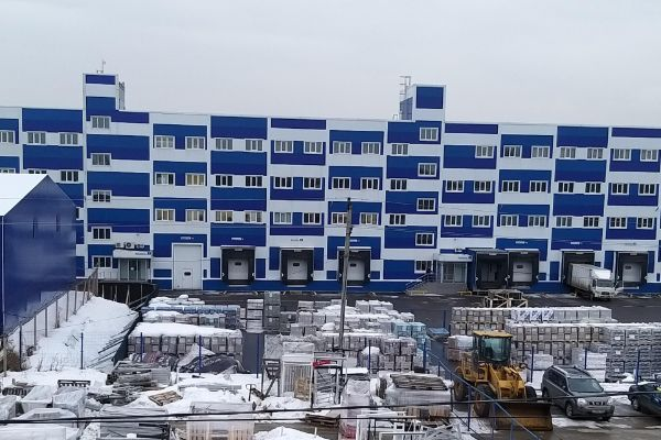 Складской комплекс в деревне Пуговичино, 7с1