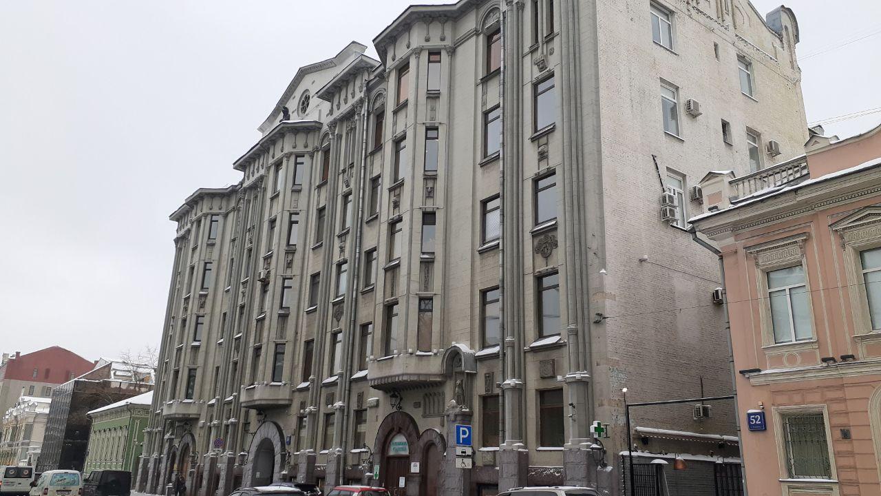 Бизнес Центр на ул. Большая Полянка, 54