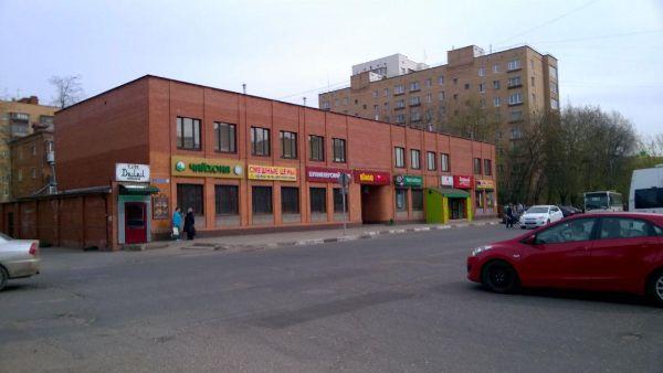 Торгово-офисный комплекс на ул. Московская, 1А/1