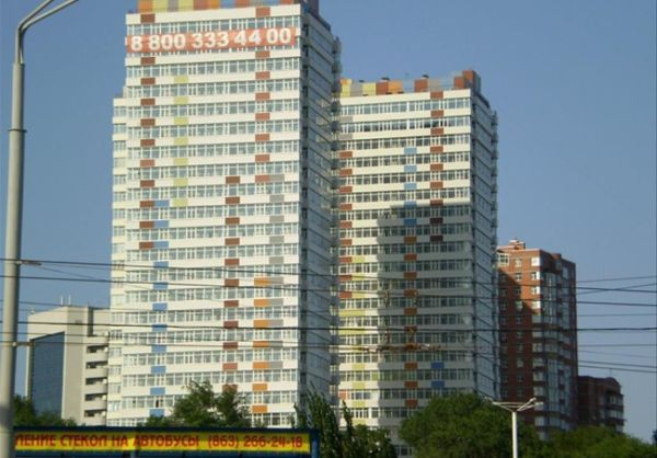 2-я Фотография ЖК «Olymp Towers (Олимп Тауэрс)»