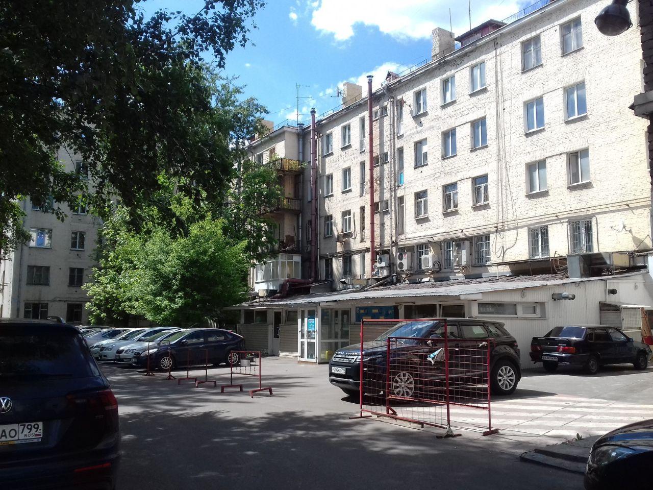продажа помещений в БЦ на ул. Автозаводская, 17к1