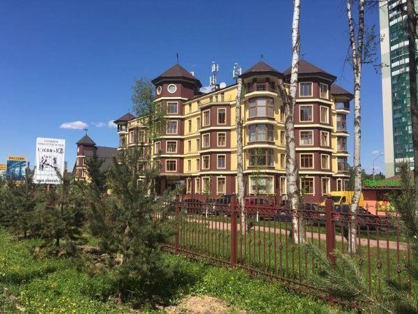 Офисно-гостиничный комплекс Авшар-Клаб