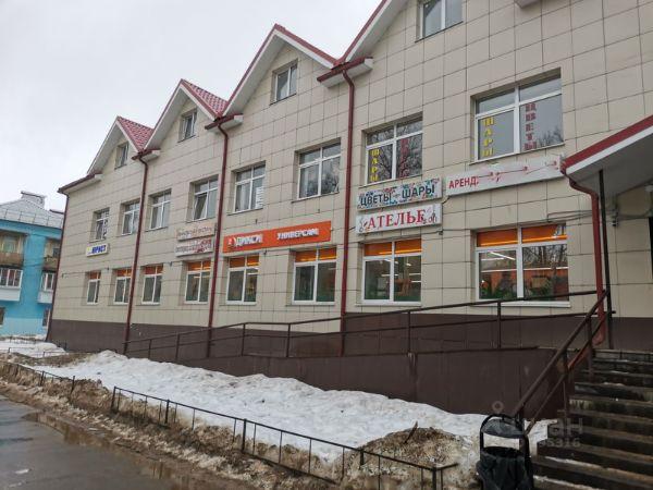 Торгово-офисный комплекс на ул. Циолковского, 6