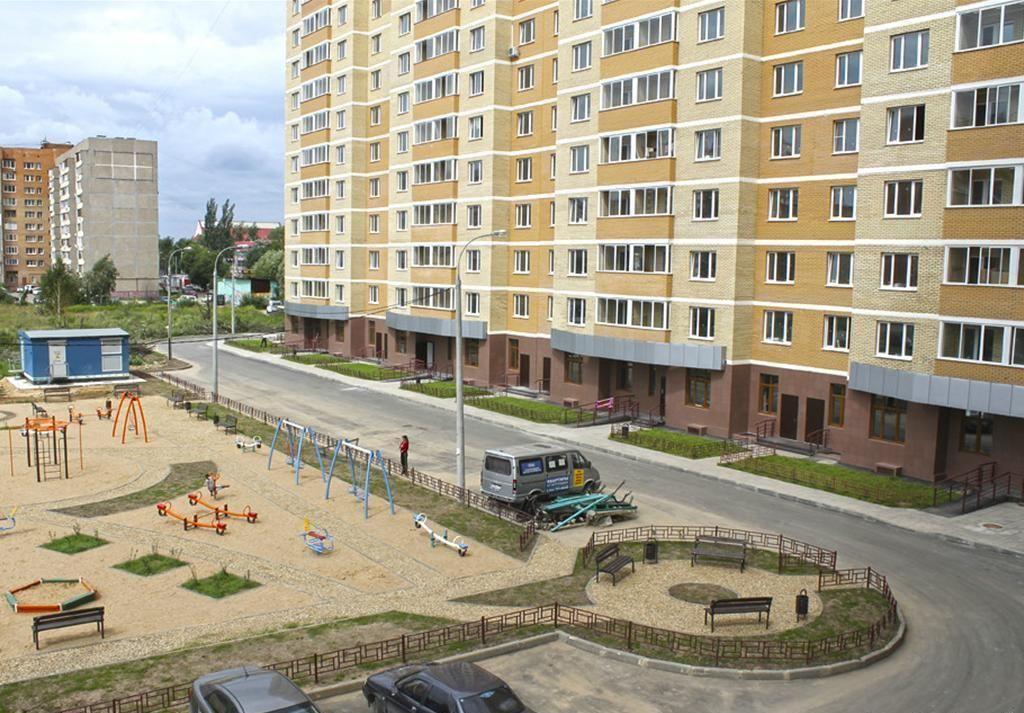 купить квартиру в ЖК Рязановский