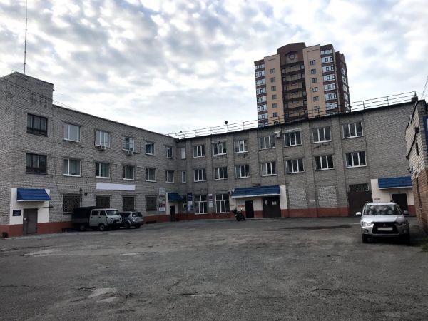 Офисное здание на ул. Пролетарская, 113