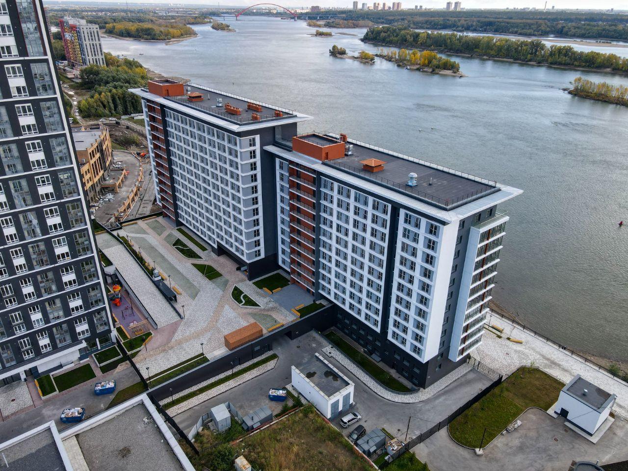 ЖК Apart-River