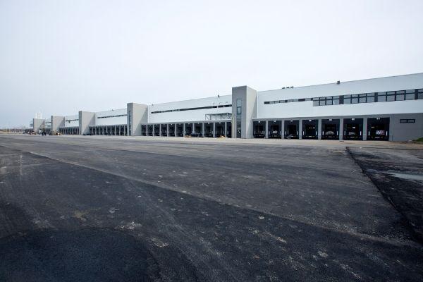 Складской комплекс на ул. Дорожная, вл2А