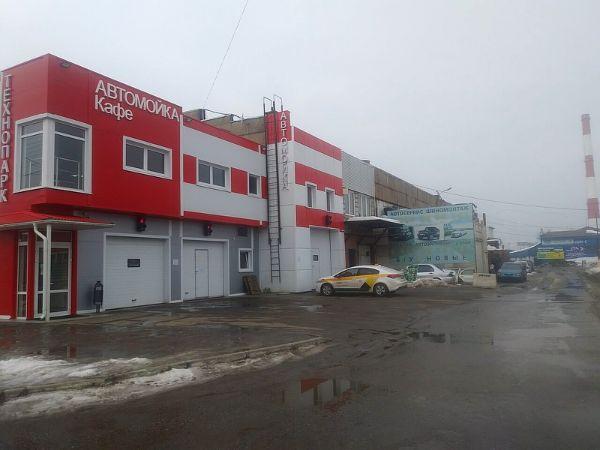 Склад на ул. Крылова, 16к1