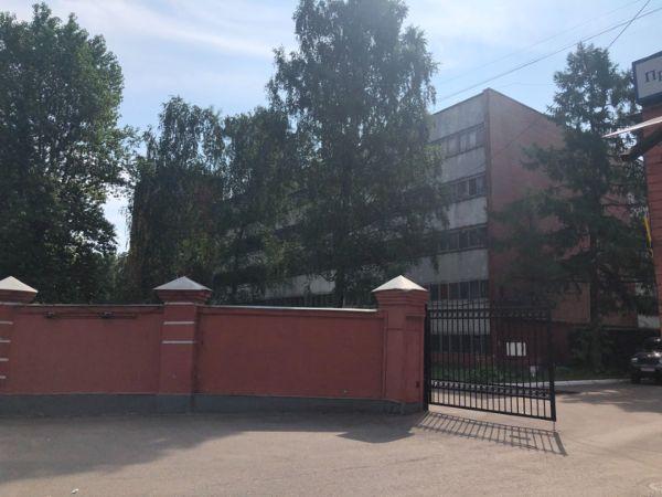 Офисное здание в проезде Добролюбова, 3с1