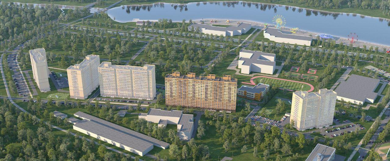 продажа квартир Микрорайон Видный