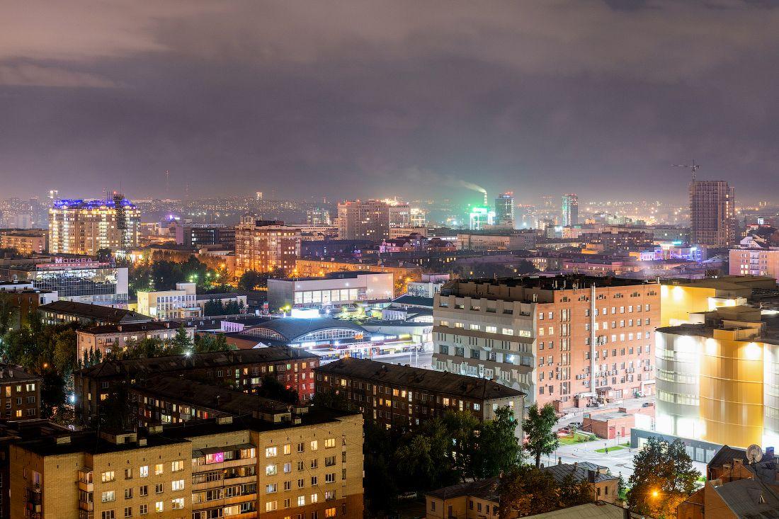 жилой комплекс Огни Сибири