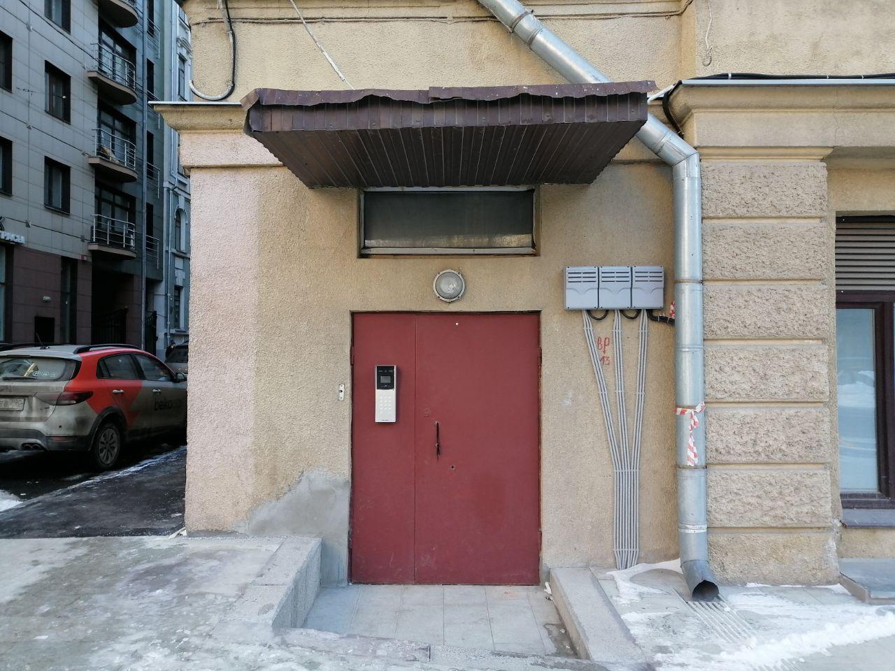 аренда помещений в БЦ в Уланском переулке, 22с1