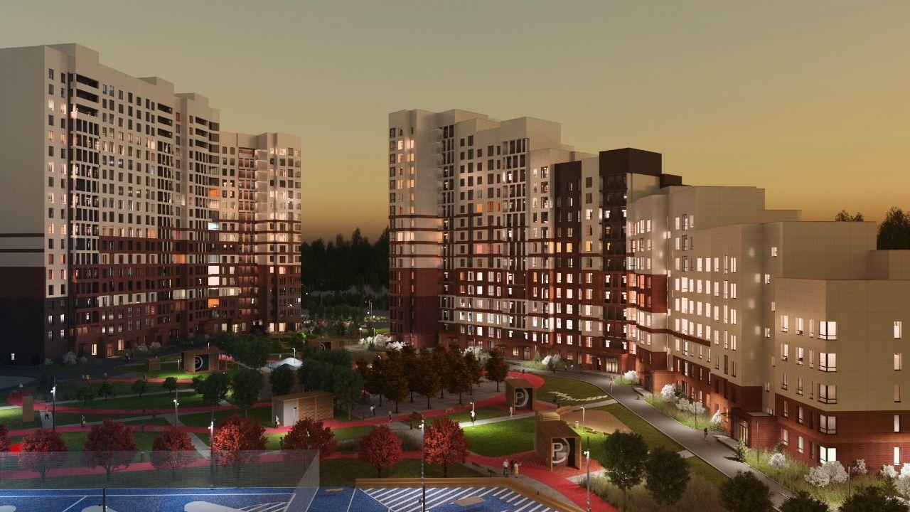 жилой комплекс Новый город