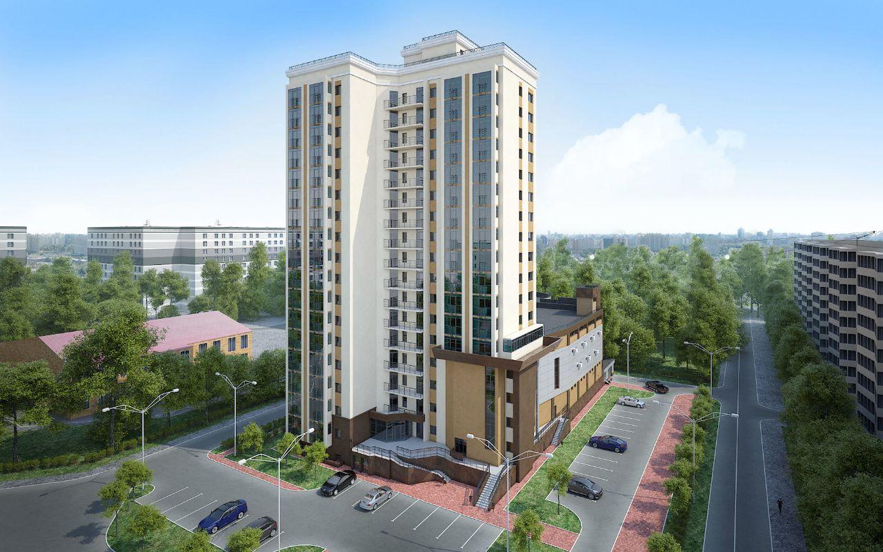 0f6eb575d28a1 Купить квартиру в ЖК Эталон в Казани от застройщика, официальный ...