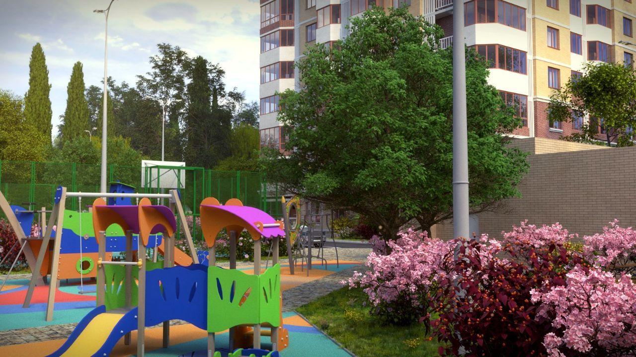 ЖК Дом на Березанской