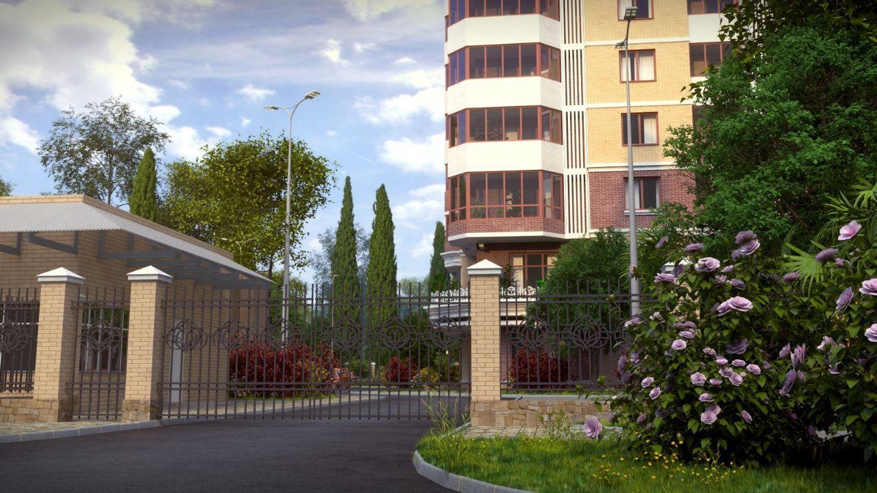 жилой комплекс Дом на Березанской