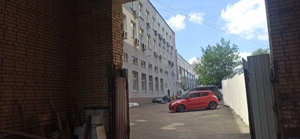 Административное здание на 2-м Донском проезде, 10с4